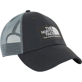 The North Face Mudder Trucker Cap, asphalt grey